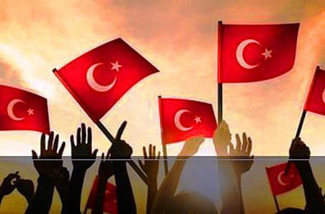 """""""19 Mayıs Atatürk'ü Anma, Gençlik ve Spor Bayramı"""" mesajı"""