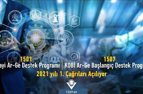 Sanayi Ar-Ge ve Kobi Ar-Ge Destek Programı Hakkında