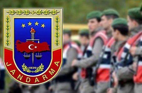 Jandarma Teşkilatı'nın 182. kuruluş yıldönümü mesajı